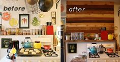 DIY Idea: Reclaimed Wood Wall Treatment — Curbly