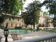 Picture of 15 bedroom French Chateau in Avignon, Provence for sale  with 55986m2 of land - Reference 156894