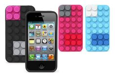 Connect Design – Block Case for iPhone 4/4S