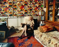 Mark Gerald goes inside the chicest psychoanalysts' offices.