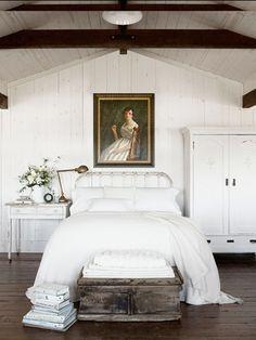 Mettre boite au pied du lit