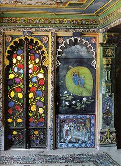 Puertas del mundo / India