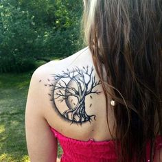 Best Shoulder Tattoos for Women (3)