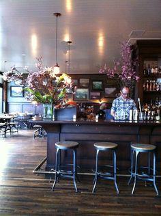 The Woodsman Tavern in Portland, OR