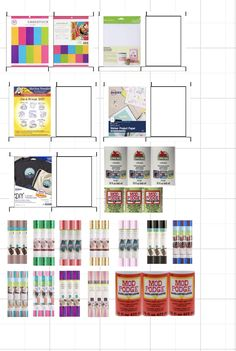 Dollhouse Miniature Tutorials, Diy Dollhouse, Craft Shop, Craft Stores, Crafts To Sell, Crafts For Kids, Box Template Printable, Barbie Miniatures, Mini Craft
