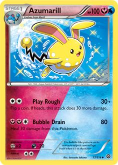 Azumarill More