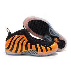 Custom 'Fuck the Tiger Foamposites'. These will go tough with the giants black and orange