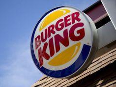 On purra commander Burger King via Messenger