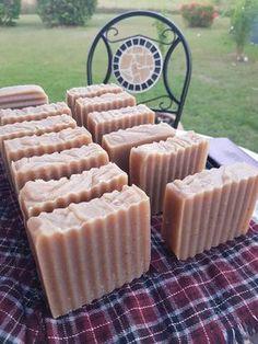 Homemade Coconut Aloe Vera Soap Recipe- Cold Process - Home Made Soap Handmade Soap Recipes, Soap Making Recipes, Handmade Soaps, Diy Soaps, Coconut Oil Soap, Honey Soap, Coconut Milk, Aloe Vera, Savon Soap