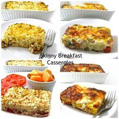 6 Skinny Breakfast Casseroles You'll LOVE