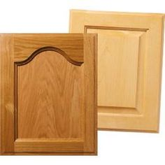 Doors, drawers and drawer fronts made to order in a variety of materials and styles.