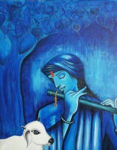Painting by Pooja Yadav  visit http://artistpoojayadav.com/