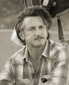 Sean Penn, actor and film director Sean Penn, Star Wars, Matthew Mcconaughey, Film Director, Best Actor, Famous Faces, Dom, Santa Monica, Celebrity News
