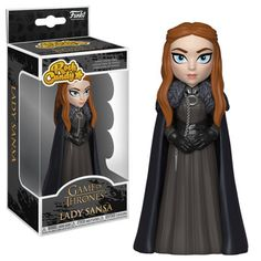 Buy Game of Thrones Lady Sansa Rock Candy Vinyl Figure from Pop In A Box UK, the home of Funko Pop Vinyl subscriptions and more. Game Of Thrones Cersei, Funko Game Of Thrones, Game Of Thrones Gifts, Madrid Barcelona, Game Of Thrones Instagram, Candy Lady, Candy Games, Games To Buy, Movies