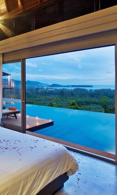 Views from your window at The Pavilions, Phuket in Thailand