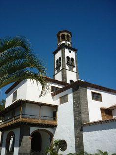 Iglesia de la Concepción in Santa Cruz de Tenerife, Canarias