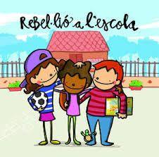 Rebel·lió a l'escola. Rebel, Tapas, Turu, Roald Dahl, Conte, Family Guy, Clip Art, Comics, Illustration