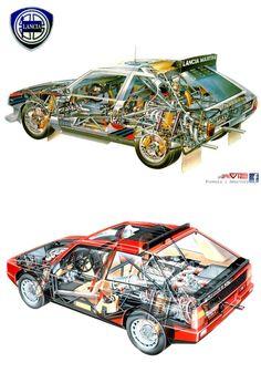 Lancia Delta S4 Corsa/Stradale