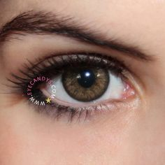 shop our large selection of brown hazel circle lenses and color contact lenses from - Colored Contacts Hazel