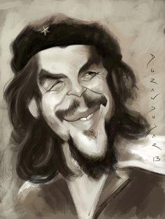 Che Guevara by The Art Blog of Durandujar