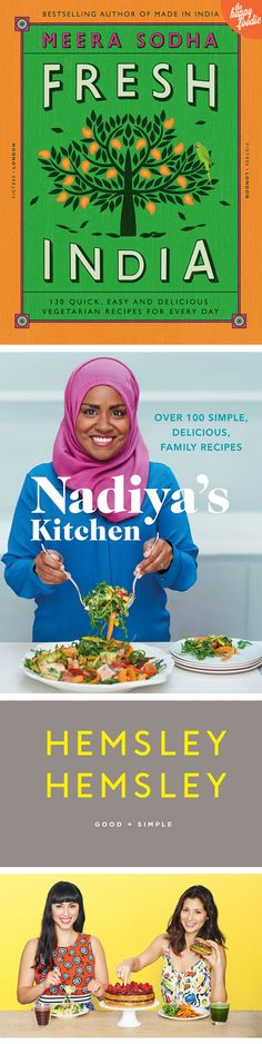 From Meera Sodha's Fresh India to Nadiya Hussein's first book, we've picked out the ten best cookbooks of Which will make your Christmas list? Hemsley And Hemsley, Best Cookbooks, Yotam Ottolenghi, Nigella Lawson, Mary Berry, Cookery Books, You Are The World, The Best, Author