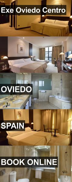 Hotel Exe Oviedo Centro in Oviedo, Spain. For more information, photos, reviews and best prices please follow the link. #Spain #Oviedo #ExeOviedoCentro #hotel #travel #vacation