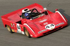 Ferrari 712 Can-Am (Chassis 1010 - 2005 Le Mans Series Monza 1000 km)