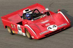 Ferrari 712 Can-Am (Chassis 1010 - 2005 Le Mans Series Monza 1000 km)