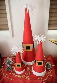 サンタ風クリスマスオブジェ クリスマス飾り