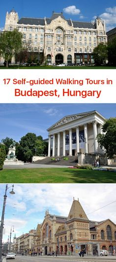 Self-guided Walking Tours in Budapest, Hungary European Vacation, European Travel, Budapest Guide, Danube River Cruise, Capital Of Hungary, Hungary Travel, Budapest Travel, Mont Saint Michel, Budapest Hungary