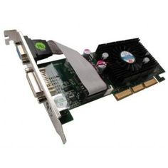 Jaton 3DFORCE6200XE GeForce 6200 512MB DDR2 64bit AGP8X Video Card DVI by Jaton. $72.75. Description:GeForce 6200 Graphics Card Powered by the proven NVIDIA CineFX 3.0 engine, these advanced GPUs enable unlimited programmability and infinite program length, allowing develops to create new class of advanced visuals and effects. Deliver unmatched video features and functionality through the industry's first on-chip video processor. This dedicated unit on the GPU h...