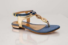 New Flat Sandals And Slippers For Eid Special By Gul Ahmed From The Summer Season 2014 | WFwomen