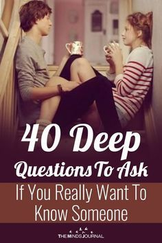 40 Deep Questions To Ask If You Really Want To Get To Know Someone . These seem to reveal a person's true self out. Worth a try! Questions For Girls, Romantic Questions, Questions To Get To Know Someone, Flirty Questions, Questions For Friends, Deep Questions To Ask, Questions To Ask Your Boyfriend, Funny Questions, Getting To Know Someone