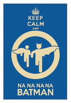 """Keep Calm and... Diseño para camiseta :) basado en los famosos posters """"keep calm and carry on"""" diseñados por el Gobierno británico en 1939, al inicio de la II Guerra Mundial; iban a ser usados en caso de que los nazis consiguieran invadir el Reino Unido, con el objetivo de animar a los ingleses a resistir la guerra."""