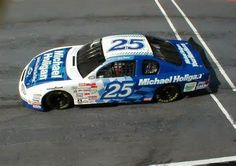 #25 Michael Holigan.com Chevy