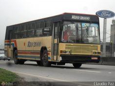 Ônibus da empresa Rio 2000 Viagens e Turismo, carro 6990, carroceria Marcopolo Torino 1989, chassi Volvo B58. Foto na cidade de Nova Iguaçu-RJ por Claudio Paz, publicada em 28/09/2010 18:55:37.