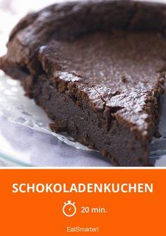 Schokoladenkuchen - smarter - Zeit: 20 Min. | eatsmarter.de