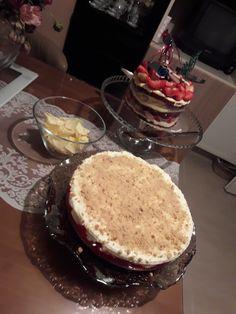 Tarifi denedim yapilisi çok kolay tadida enfes misafirlerimden tam puan aldim Tiramisu, Pudding, Ethnic Recipes, Desserts, Food, Tailgate Desserts, Deserts, Custard Pudding, Essen