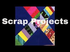 Scraps-Everyone's got them Some ways I use my strips of calculator paper scraps - YouTube