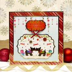 Warmest Wishes | Hunkydory Crafts