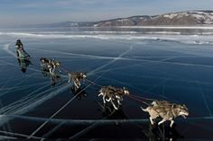 Fin de l'odyssée au lac Baïkal