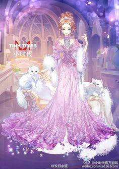 Hello Nikki Let 39 S Beauty Up Chibi Pinterest Disney Disney Princess And Style