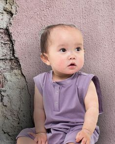 Lavender baby romper Aussie made with organic cotton Surface Pattern Design, Toddler Fashion, Slow Fashion, Kids And Parenting, Wearable Art, Organic Cotton, Lavender, Party Ideas, Rompers