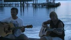 """Cindy Walsh with Rudy Cox singing """"Florida in the Fall."""""""