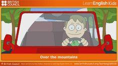 Over the mountains | LearnEnglish Kids | British Council