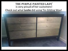 the purple painted lady Leslie Pewter Gilding Graphite