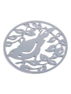 Bird Metal Bardak Altı Seti