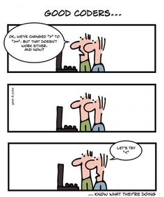 pair programming comic