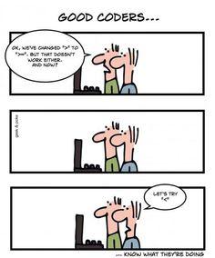 pair programming comic