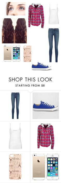 """""""Untitled #42"""" by killiandimples ❤ liked on Polyvore featuring J Brand, Converse, Bench, Charlotte Russe, women's clothing, women's fashion, women, female, woman and misses"""
